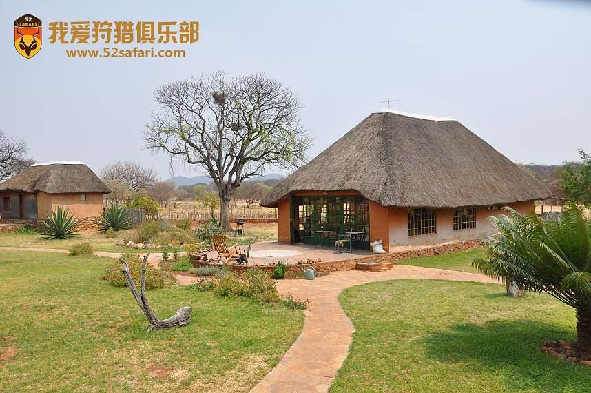 猎场营地的小木屋