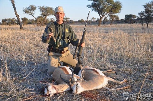 非洲狩猎价格