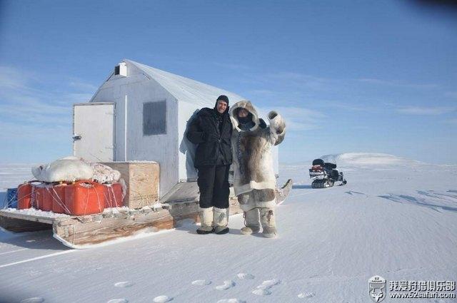 北极狩猎团 北极熊狩猎营地