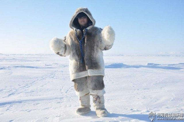 北极衣服 北极狩猎装备 北极狩猎衣服