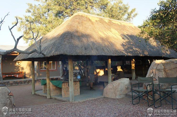 非洲狩猎营地