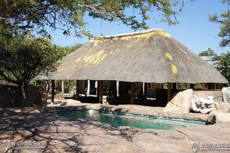 南非狩猎营地