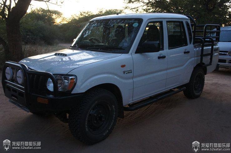 南非狩猎车