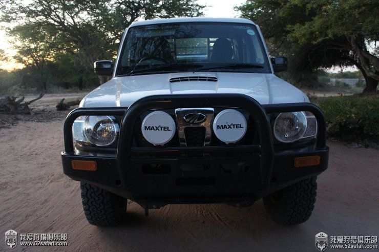 非洲狩猎车
