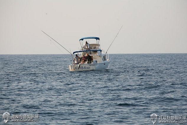 墨西哥钓鱼船