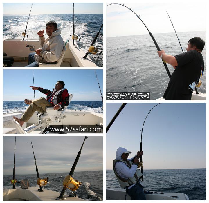 海钓 游艇 墨西哥 狩猎 我爱狩猎俱乐部
