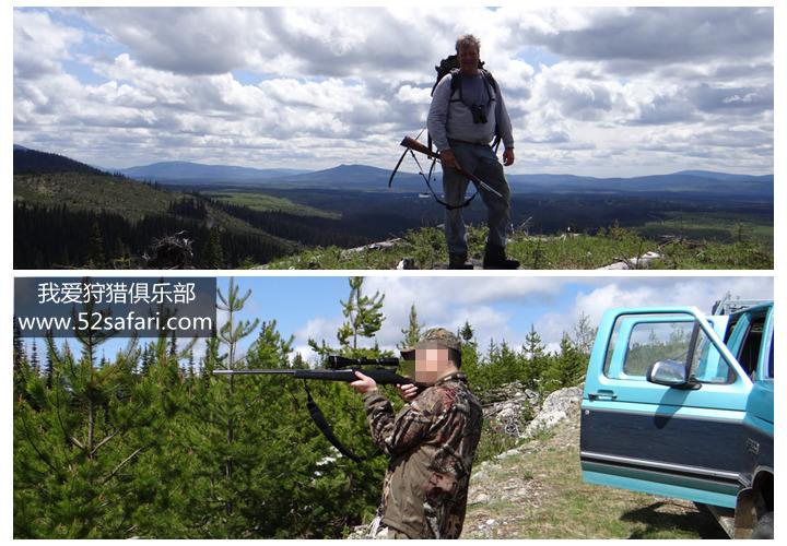狩猎 黑熊 加拿大 我爱狩猎俱乐部