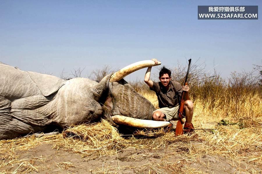 博茨瓦纳狩猎