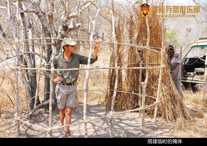 坦桑尼亚狩猎