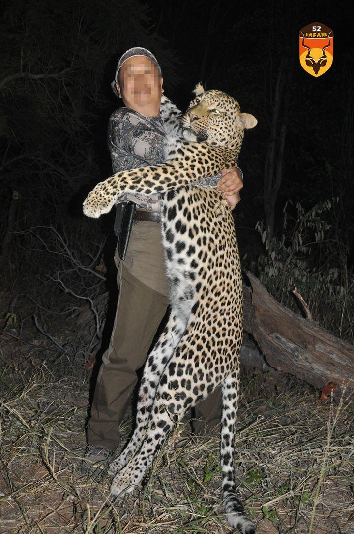 豹子狩猎费