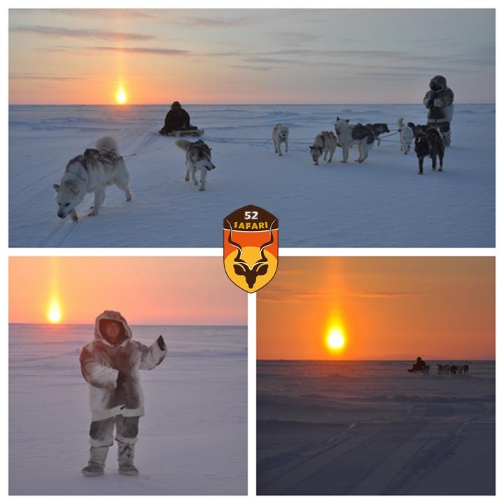 北极狩猎团