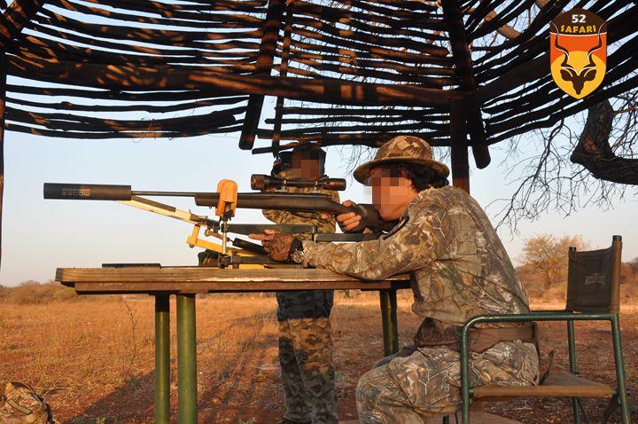 纳米比亚狩猎 狩猎 国外狩猎 国际狩猎 非洲狩猎 纳米比亚 练枪