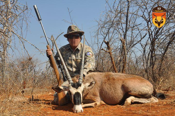 纳米比亚狩猎 狩猎 国外狩猎 国际狩猎 非洲狩猎 纳米比亚 直角羚 狩猎直角羚 纳米比亚打猎 打猎