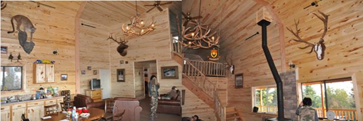 美国狩猎营地