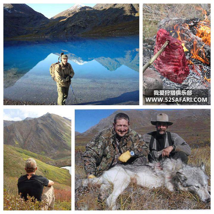 加拿大全户外狩猎