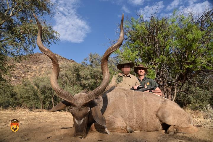 国际狩猎 纳米比亚狩猎