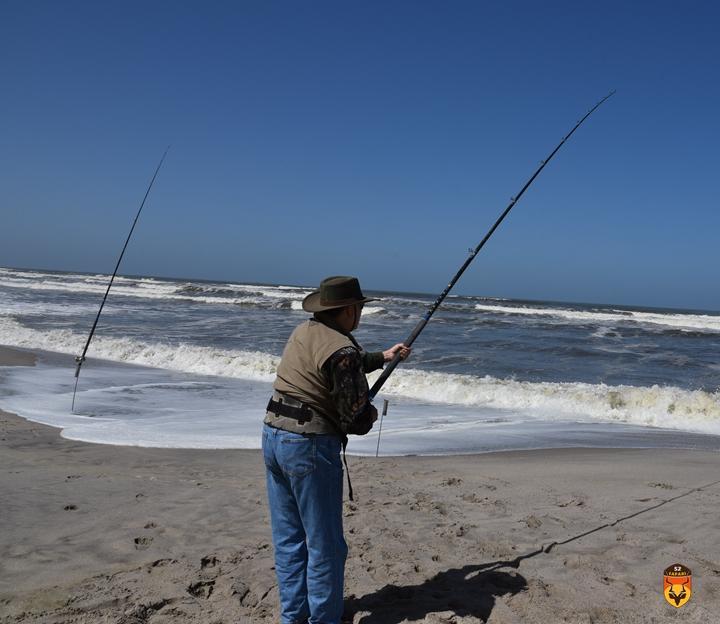 纳米比亚钓鱼