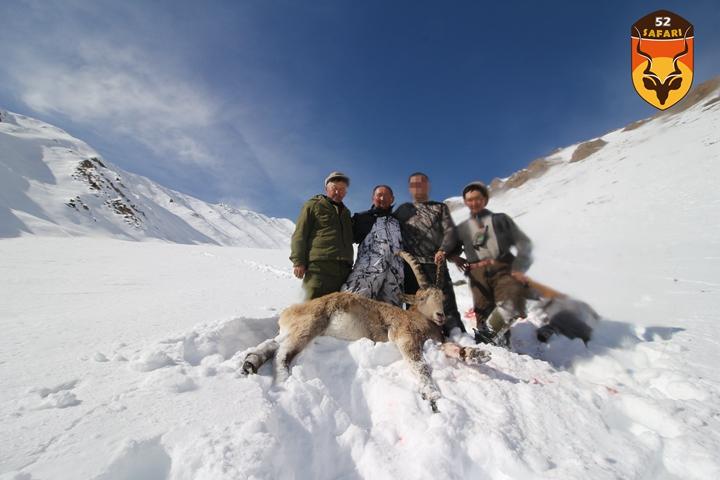 北山羊狩猎