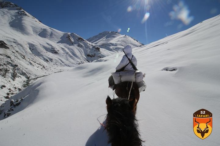 吉尔吉斯斯坦骑马狩猎