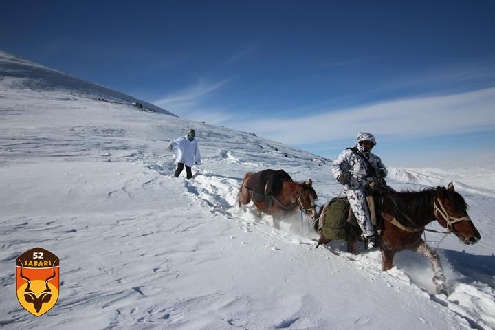 吉尔吉斯斯坦骑马