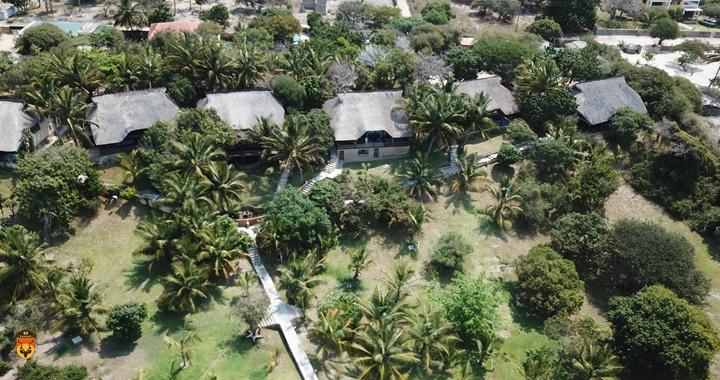 莫桑比克海钓别墅