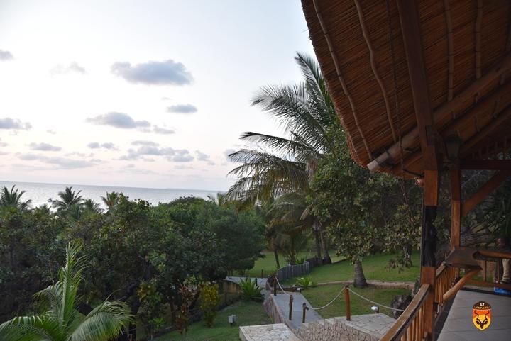 莫桑比克海景