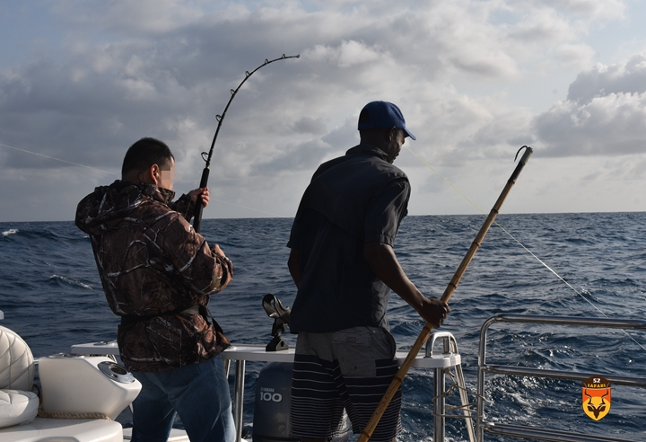 莫桑比克海钓