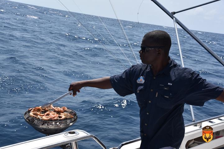 莫桑比克烧烤