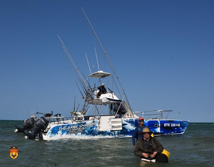 非洲海钓团