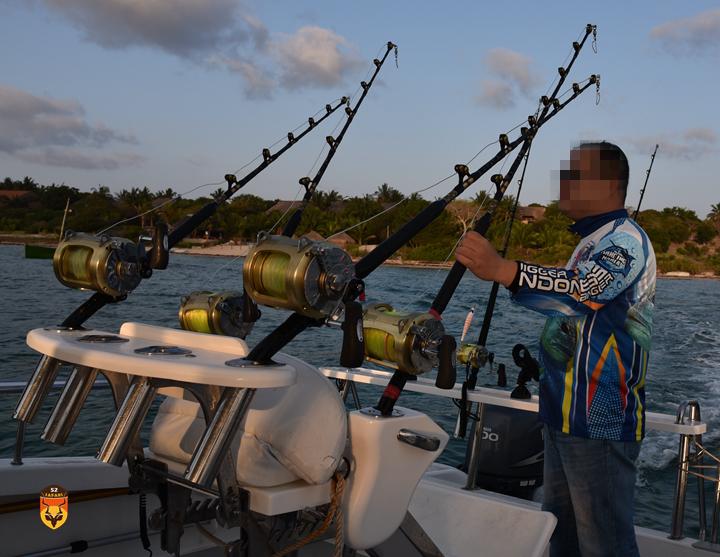 非洲海钓装备