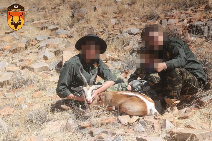 南非非战利品狩猎