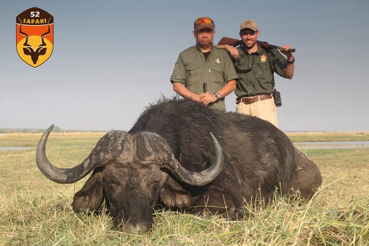 非洲户外狩猎