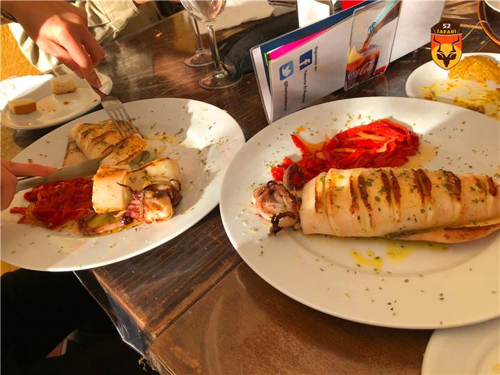 西班牙海鲜