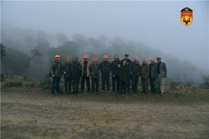 西班牙围猎团