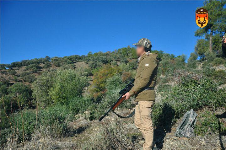 西班牙狩猎