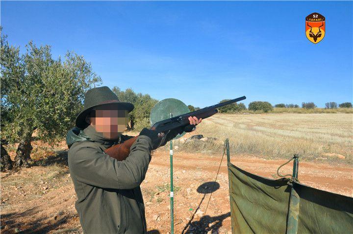 西班牙围猎