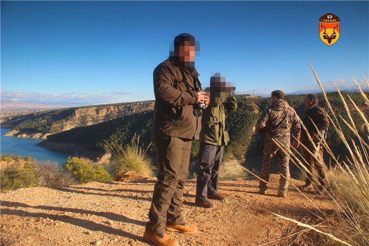 西班牙户外狩猎