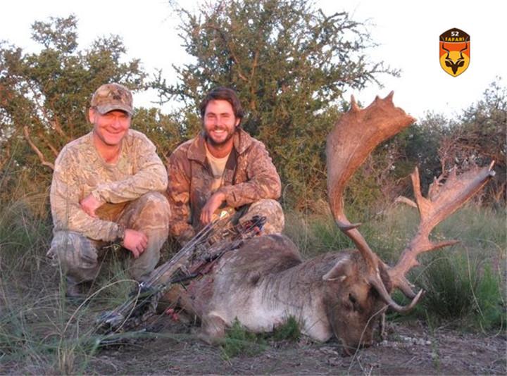 阿根廷黇鹿狩猎
