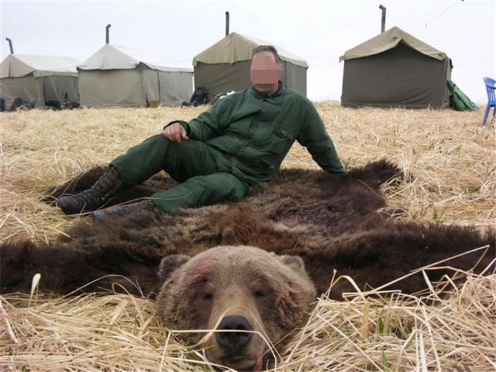 合法熊狩猎