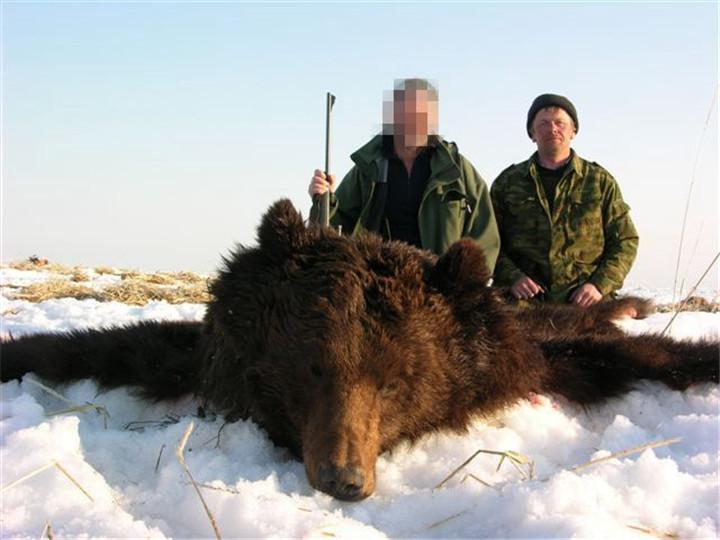 合法俄罗斯狩猎