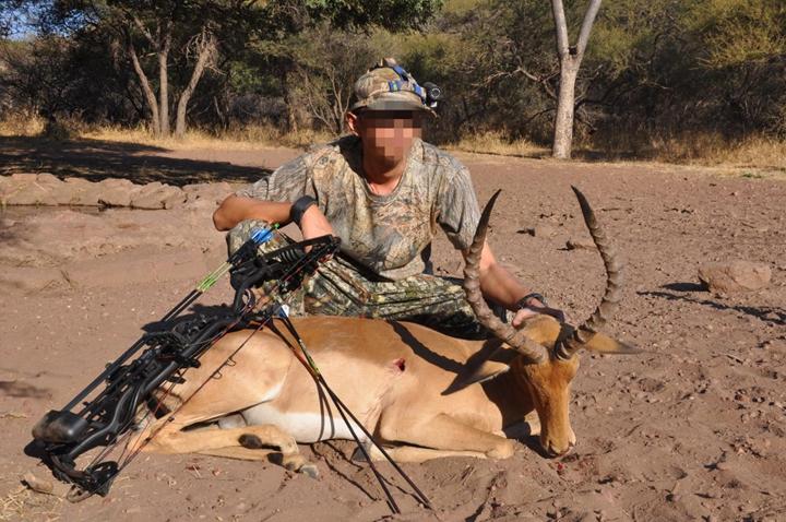 非洲弓箭狩猎