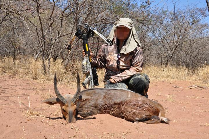 南非弩狩猎