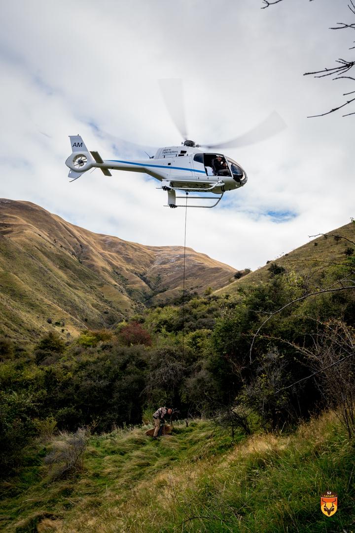 新西兰直升飞机