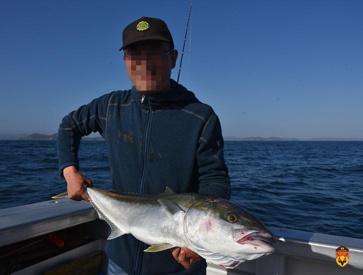 新西兰海钓