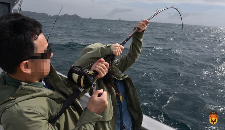 新西兰北岛海钓