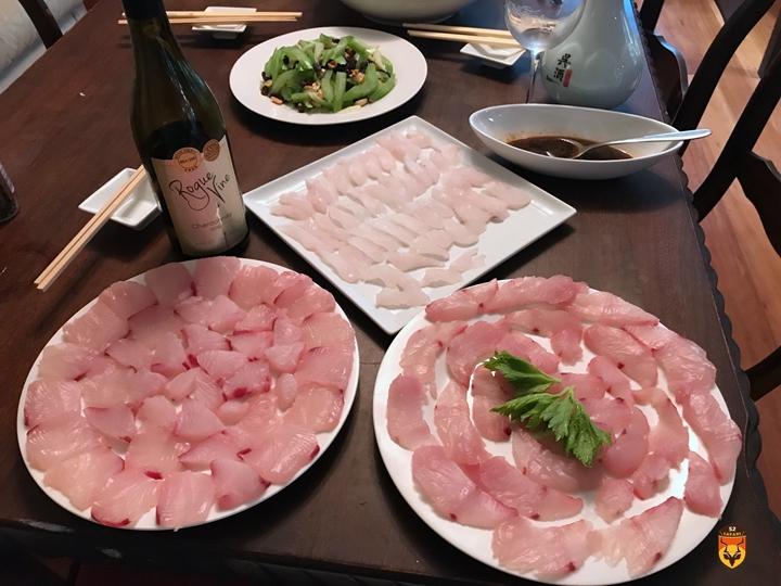 新西兰生鱼片