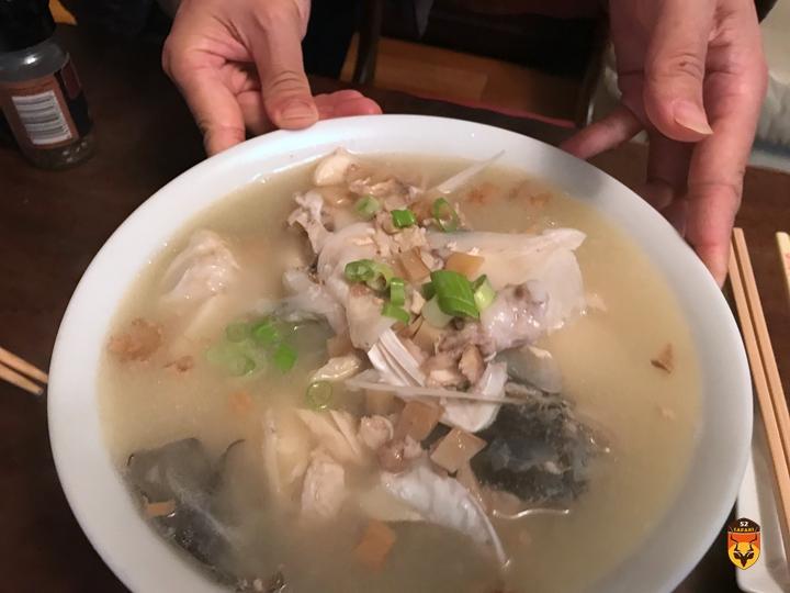 新西兰鱼汤