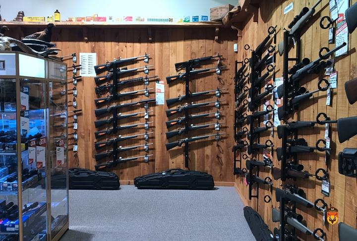 新西兰狩猎商店