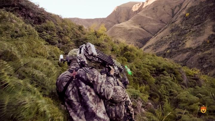 新西兰打猎