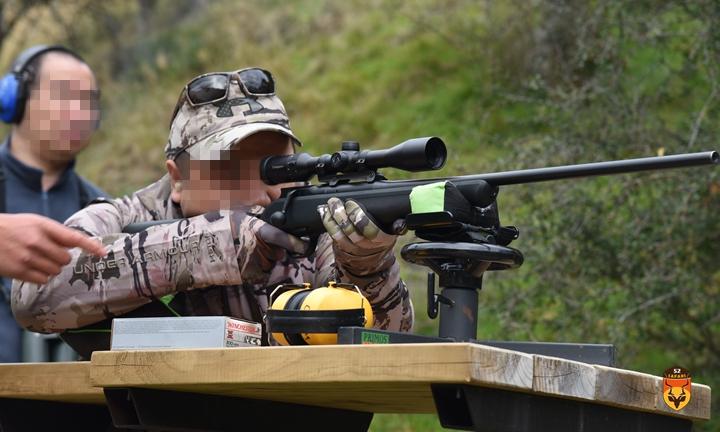 新西兰狩猎团练枪